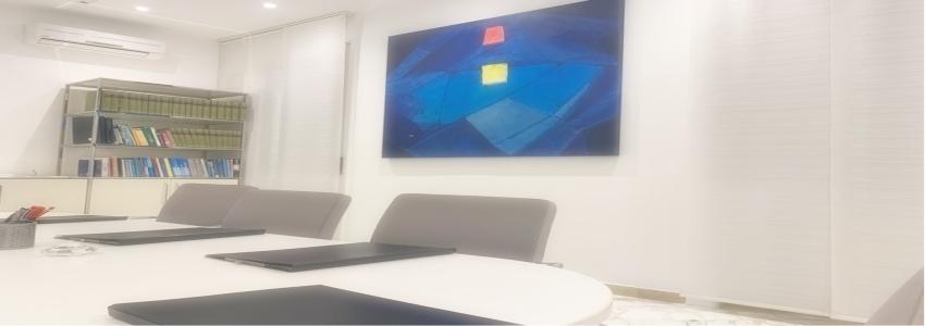 Sala riunioni Studio Legale Sisto